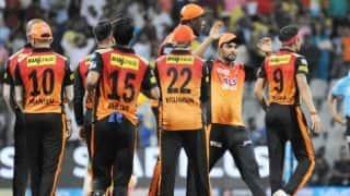 IPL 2018 review: SRH biryani ruined by elaichi in last bite