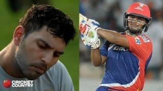IPL 2017: Yuvraj Singh, others praise Rishabh Pant for showing up, hitting fifty post father's demise