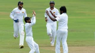 AUS steady at tea, reach 66-2 vs SL on Day 1, 1st Test