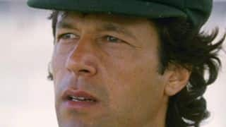 Imran Khan unable to meet with Pakistan's World Cup team