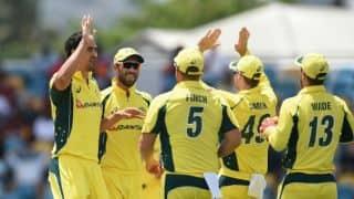 Glenn Maxwell happy with Mitchell Starc, Josh Hazlewood leading Australia's bowling attack