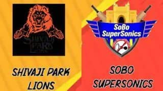 Dream11 Prediction: SPL vs SS Team Best Players to Pick for Today's Match between Shivaji Park Lions and SoBo SuperSonics in MPL 2019 at 3:30 PM