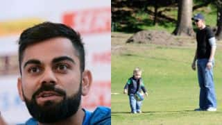 Virat Kohli is my son's favourite batsman, reveals Brett Lee