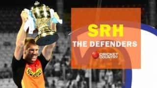 Sunrisers Hyderabad in IPL 2017, preview: Team David Warner begin IPL 10 as favourites