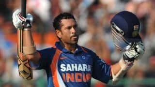 How many people in England know who Sachin Tendulkar is?
