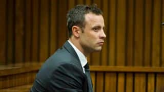 Oscar Pistorius allegedly used Herschelle Gibbs-signed bat to kill girlfriend Reeva Steenkamp