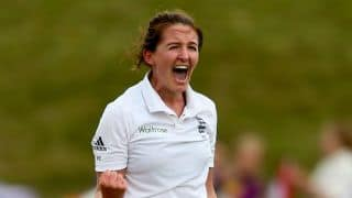 England Women recover as Kate Cross grabs 3 wickets against India on Day 3 of only Test at Wormsley
