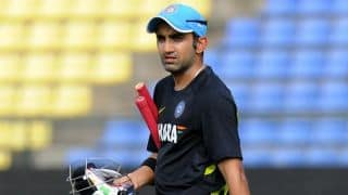 Gambhir: Only tailor-made pitches can help Sri Lanka trouble India