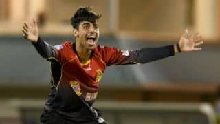 BBL 2017-18: Shadab Khan joins Brisbane Heat