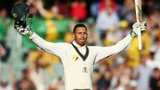 The Ashes 2017-18, 5th Test: Usman Khawaja's brilliant ton take Australia to 133 run lead on Day 3