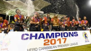 CPL 2018 Auction: Live streaming