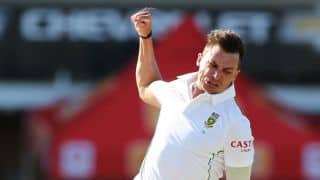 Dale Steyn makes his debut in Hollywood