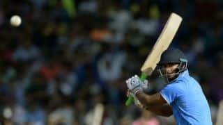 Rishabh Pant slams second-fastest T20 hundred