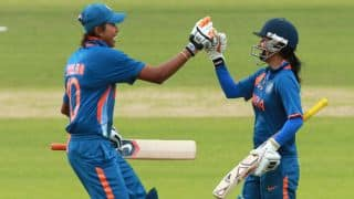 India women beat South Africa women by 7 wickets in Quadrangular Series