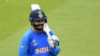 Cricket World Cup 2019: Latest points table updated after India-New Zealand match