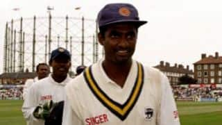 Muttiah Muralitharan bamboozles England with his spin; takes 16 wickets at The Oval