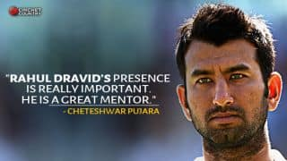 India A will benefit enormously with Rahul Dravid as coach, claims Cheteshwar Pujara