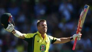 Warner, Khawaja rested for Chappell-Hadlee series; Finch, Marsh recalled