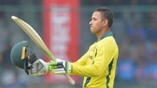 India vs Australia, 5th ODI: India keep Australia to 272/9 despite Usman Khawaja's 100