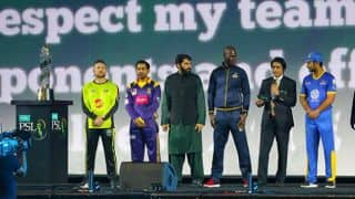 PSL final will be held in Lahore