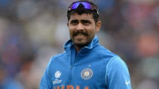 India selectors set strong precedent by giving Ravindra Jadeja the boot