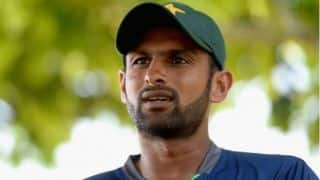 The match against India is just another game in Asia Cup says Shoaib Malik