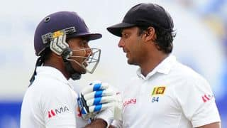 Five most prolific Test batting pairs