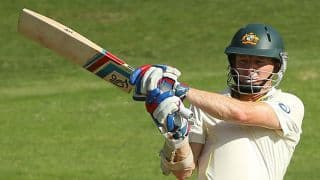 Rogers aims for ton in Boxing Day Test against India