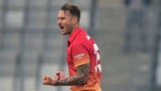 Zimbabwe have come to Bangladesh with a positive mindset: Kyle Jarvis