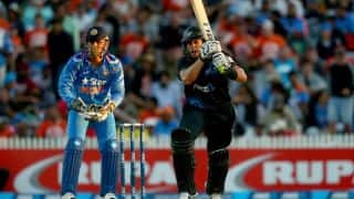 India vs New Zealand 5th ODI Live Cricket Score: Kane Williamson misses ton; score 203/3 in 39 overs
