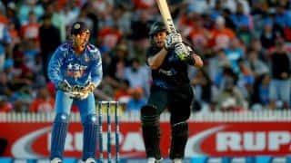 India vs New Zealand 5th ODI Live Cricket Score: Kane Williamson misses ton; score 203/3 in 39 overs
