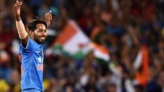 Hardik Pandya to lead India A in warm-up match against Australia