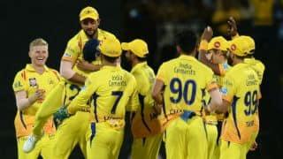 बीसीसीआई ने सीएसके के सभी मैच चेन्नई से बाहर कराने का लिया फैसला