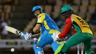 St. Lucia Stars appoint Watson captain; Sammy discarded