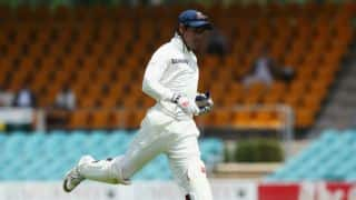 Wriddhiman Saha's performance in the 1st Test at Brisbane could make or break his career