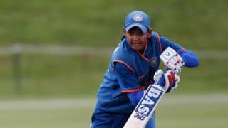 Harmanpreet Kaur reprimanded for showing dissent