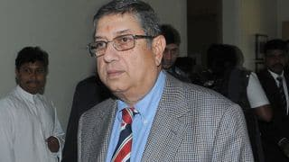 N Srinivasan can pass conflict of interest test: Supreme Court lawyer