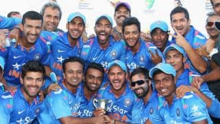 India A vs Australia A, Quadrangular final
