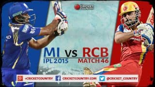 Mumbai Indians vs Royal Challengers Bangalore IPL 2015, Match 46: Preview
