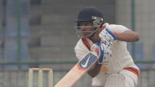 Karun Nair's triple century in Ranji Trophy final: Stats highlights