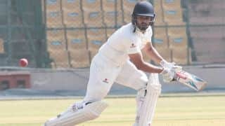 Duleep Trophy: India Red enter final after Karun Nair's century