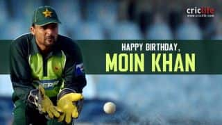 Moin Khan: 15 facts about the former Pakistan wicketkeeper and captain