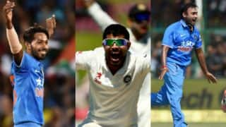 Yearender 2016: Top 5 Bowling moments for India