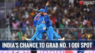 India vs Australia, 3rd ODI: Virat Kohli's chance to surpass Ricky Ponting, MS Dhoni's stumping ton, No. 1 ODI rank and other statistical preview