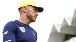 England vs South Africa, 2nd Test: Faf du Plessis wants Proteas to pass character test and level series