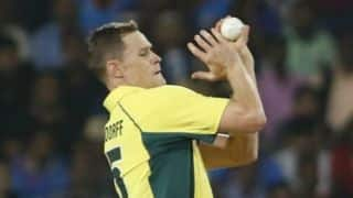 India vs Australia: Jason Behrendorff says India tour is a great chance to prove my worth ahead of world cup