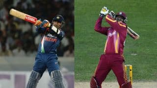 Chris Gayle gives epic reply as Virender Sehwag Tries to troll him