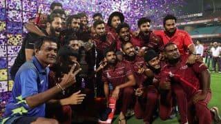 Rahul Tewatia, Mandeep Singh shine in DY Patil A title triumph