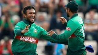 ICC CRICKET WORLD CUP 2019: Shakib Al Hasan eyes India upset after beating Afghanistan