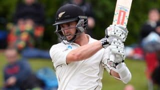IND vs NZ: Williamson hit by bug, misses training